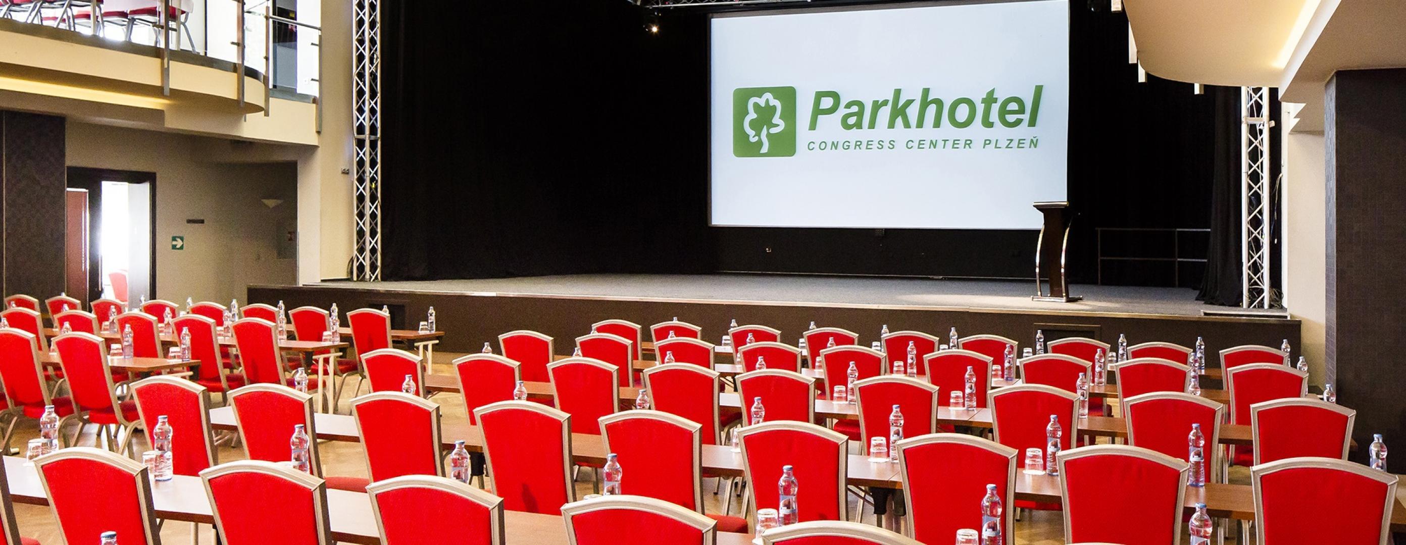 Uspořádejte školení v Parkhotelu Plzeň